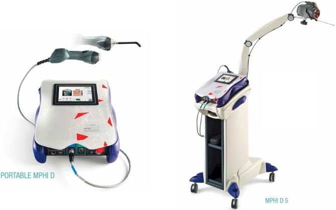 MLS Therapeutic Dental Laser