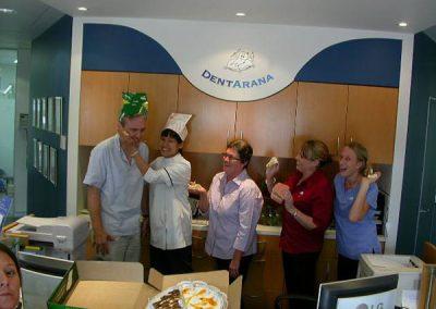 DentArana Cheese Cake Competition
