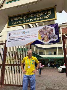 Dr Alan DentArana Volunteer Dental Care Cambodia