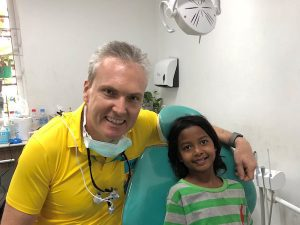 Dr Fitzpatrick DentArana Volunteer Dental Care Cambodia