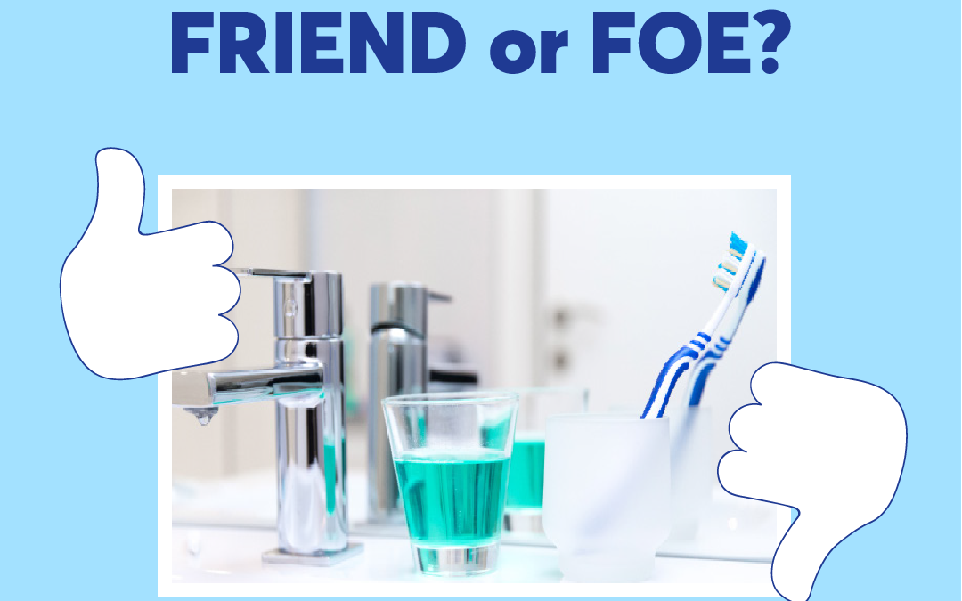 Fluoride – Friend or Foe?