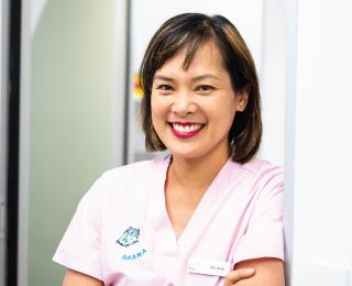Dr Lo-An Vu | DentArana Arana Hills Dentistry